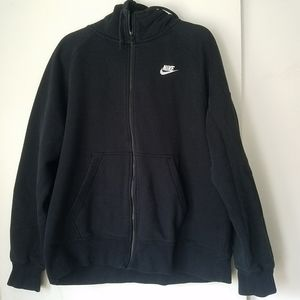NIKE Zip Up Sweater XL